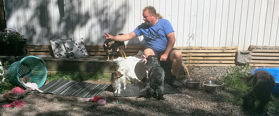 Hundar och Roger